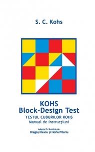 Test Cuburile KOHS calcul IQ